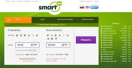 Где найти удобный сервис для обмена электронных валют?