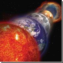 Магнитное поле Земли защитит астронавтов на Луне