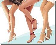 Риск заболевания печени зависит от длины ног?