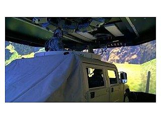 Новый виртуальный транспортный тренажер для американских войск в Европе