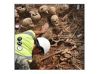 """В Уэймуте найдены скелеты """"Скандинавских Викингов"""""""