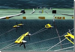 Гольфстрим - подводная гидроэлектростанция будущего