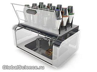 Создан принтер для кулинаров
