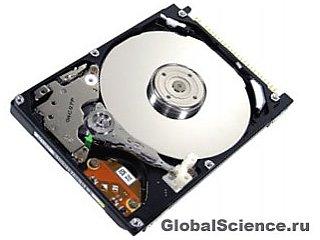 Прорыв в области вместимости жестких дисков