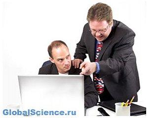 Сердитый начальник может повысить творческий потенциал служащих