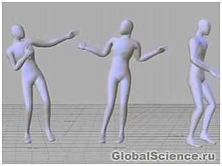 Привлекательные и отталкивающие танцевальные движения