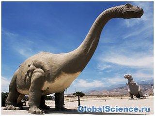 Динозавры были намного выше, чем раньше предполагалось