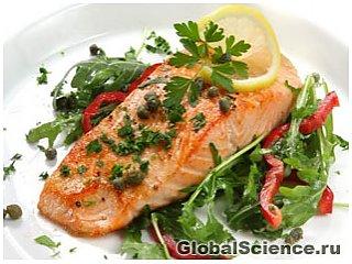 Блюда из рыбы приносят пользу здоровью