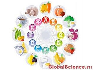 Комплекс витаминов группы В тормозит развитие сумасшествия