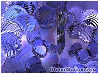 Изобретено распыляемое стекло