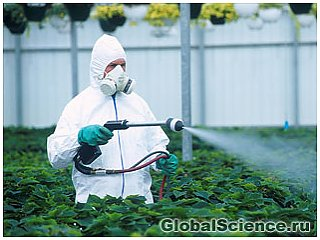 Внимание земледельцам: частые контакты с пестицидами могут привести к сумасшествию