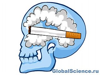Курение ведет к уменьшению мозга