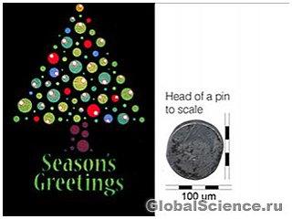 Самая маленькая в мире открытка