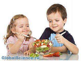 Питание в первые годы жизни влияет на умственные способности ребенка