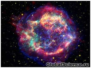 Телескоп Чандра виявив надтекучість в ядрі нейтронної зірки
