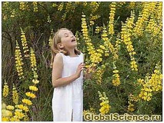 Причина аллергии у детей – недостаток витамина D
