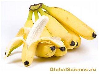 Банановая кожура очищает воду