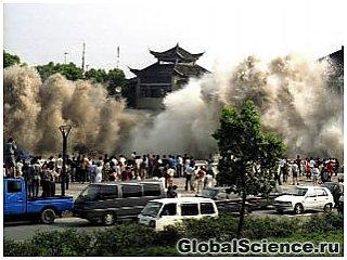 Цунами в Японии всколыхнули весь мир