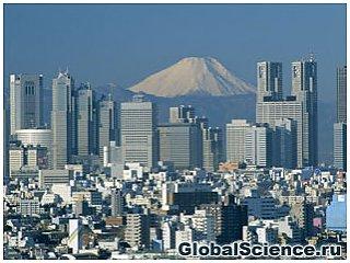 Токио находится в риске сильных повторных толчков