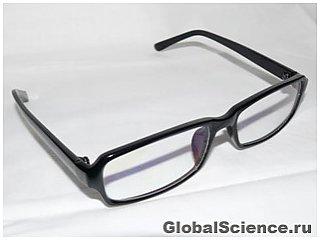 Разработаны первые в мире электронные очки