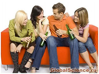 Использование Интернета связано с подростковым алкоголизмом