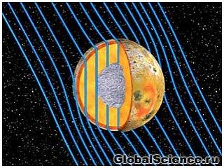 """Обнаружен """"океан"""" магмы под поверхностью спутника Юпитера Ио"""