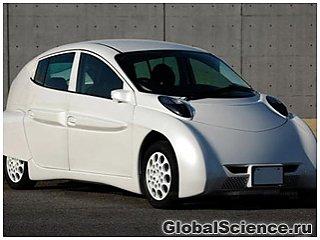 Японский электрический автомобиль проезжает 300км без подзарядки
