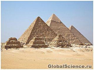 Спутники обнаружили затерявшиеся египетские пирамиды