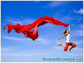 Красный цвет увеличивает скорость и силу реакции