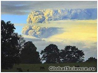 3500 осіб евакуйовано через виверження вулкана в Чилі