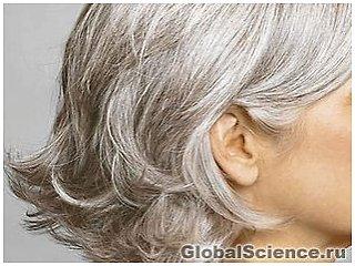 Ученые добрались до корня проблемы седых волос