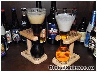 В темном пиве содержится больше железа, чем в светлом