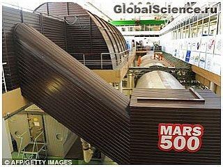 Россия запустит первый экипаж на Марс