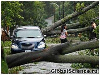 Ураган Айрин - факты на сегодняшний час