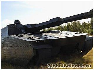 Новая камуфляжная технология для военной техники