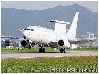 Южная Корея запускает военный самолет-радар