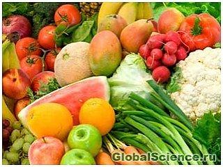 Фрукты и овощи могут изменить гены человека
