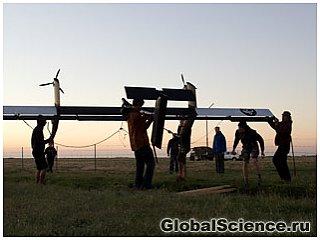 Летающий ветрогенератор получил научную премию