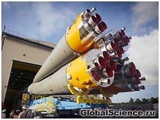 Космический корабль Союз будет впервые запущен с иностранной базы