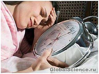 Бессонница может привести к постепенному увеличению риска инфаркта