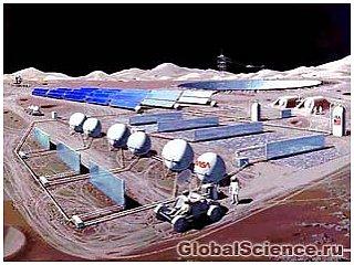 Ученые разработали план по созданию автономной и недорогой лунной базы