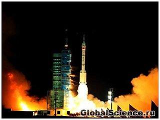 Китай запустил беспилотный космический корабль