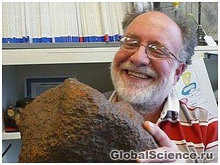 Камень, обнаруженный фермером штата Миссури – редкий вид метеорита