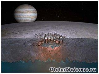 Ученые подтвердили существование озер и жизни в них на спутнике Европа
