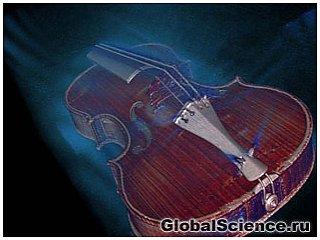 Исследователи воспроизвели скрипку Страдивари