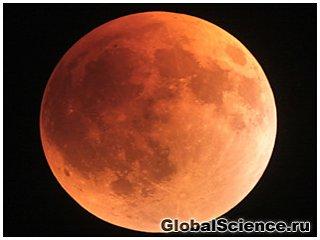 Последнее в этом году лунное затмение