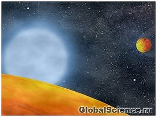 Найдены поджаренные останки планет-гигантов