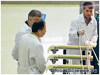 Иран провел первые испытания ядерных топливных стержней