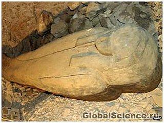 Археологи обнаружили могилу древнеегипетской певицы