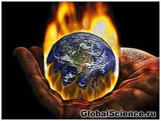Планета сама спасется от потепления